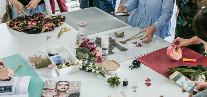 Мастер-класс по крою и шитью в детской швейной студии «Маленькая модельерка»