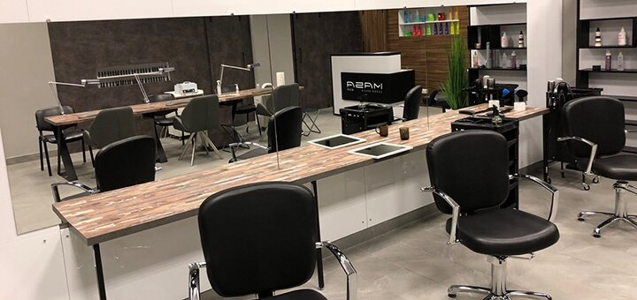 Авторские мужские и женские стрижки волос класса люкс в салоне красоты «MASA»