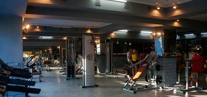 1 месяц посещения тренажерного зала и групповых занятий в сети фитнес-клубов «Малибу»