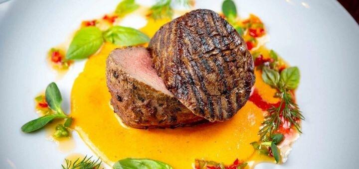 Скидка 50% на всё меню кухни и настойки в бургер-баре «Мясоедовская В7»