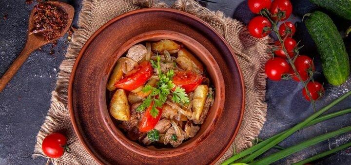 Скидка 50% на все меню кухни и бара и бесплатное караоке в фьюжн ресторане «Rakhat Lukum»