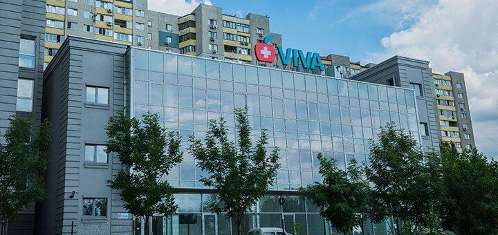Комплексное обследование у офтальмолога в клинике «VIVA» на Борщаговке