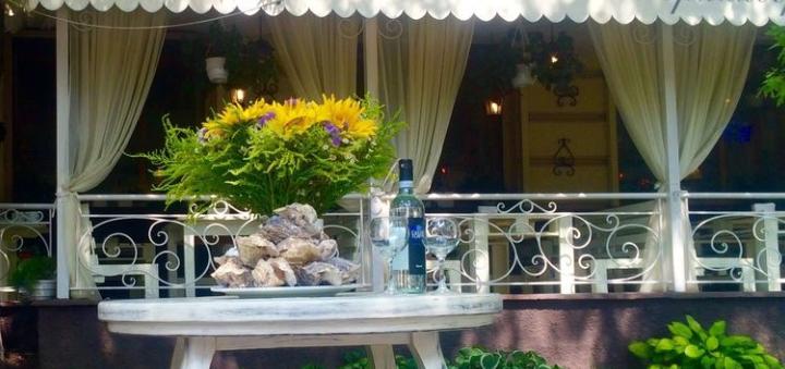 Скидка 35% на все меню кухни в итальянском ресторане «Примавера»