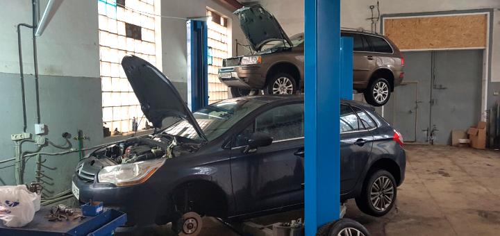 Диагностика ходовой части автомобиля от автосервиса «Отаман»