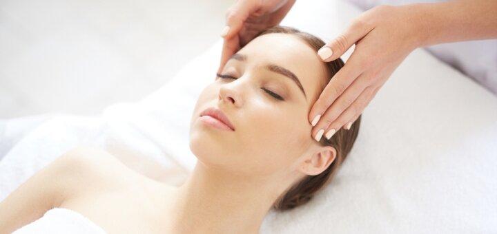 До 3 сеансов 3D-массажа лица, шеи и декольте в массажном кабинете «Anna Professional Massage»