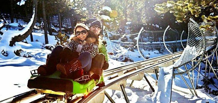 Комплекс зимних развлечений от «S-Park»