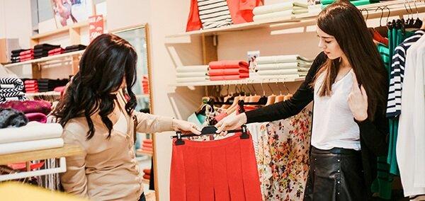 Скидка 30% на шопинг-сопровождение со стилистом Анастасия Нельга