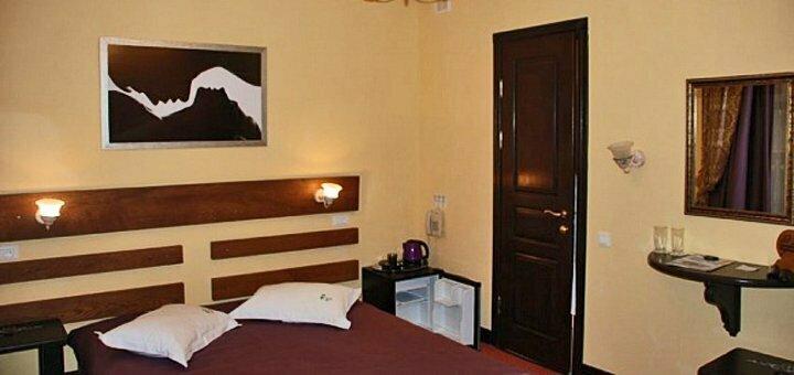 От 4 дней романтического отдыха в отеле «Золотая подкова» в Славском