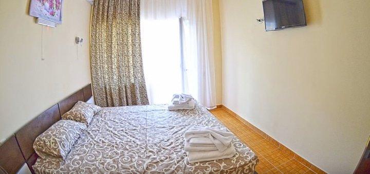 От 3 до 11 дней отдыха для двоих в курортном комплексе «Парус» в Затоке!