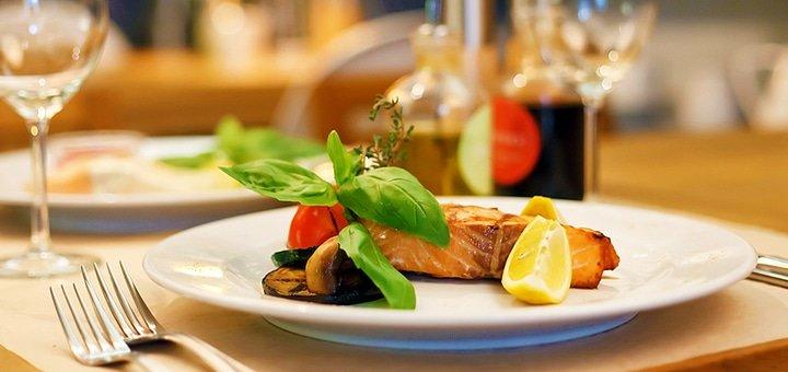 Авторские блюда итальянской, испанской и средиземноморской кухни в ресторане «Jardin»!